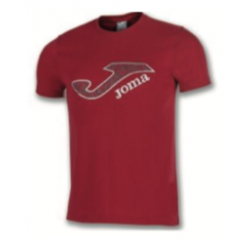 T-SHIRT MARSELLA ROUGE ADULTE